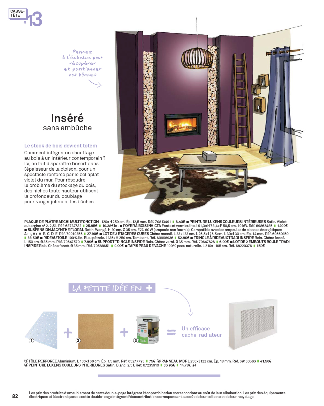 Stylisme Pour Le Magazine Leroy Merlin Sophie Embs
